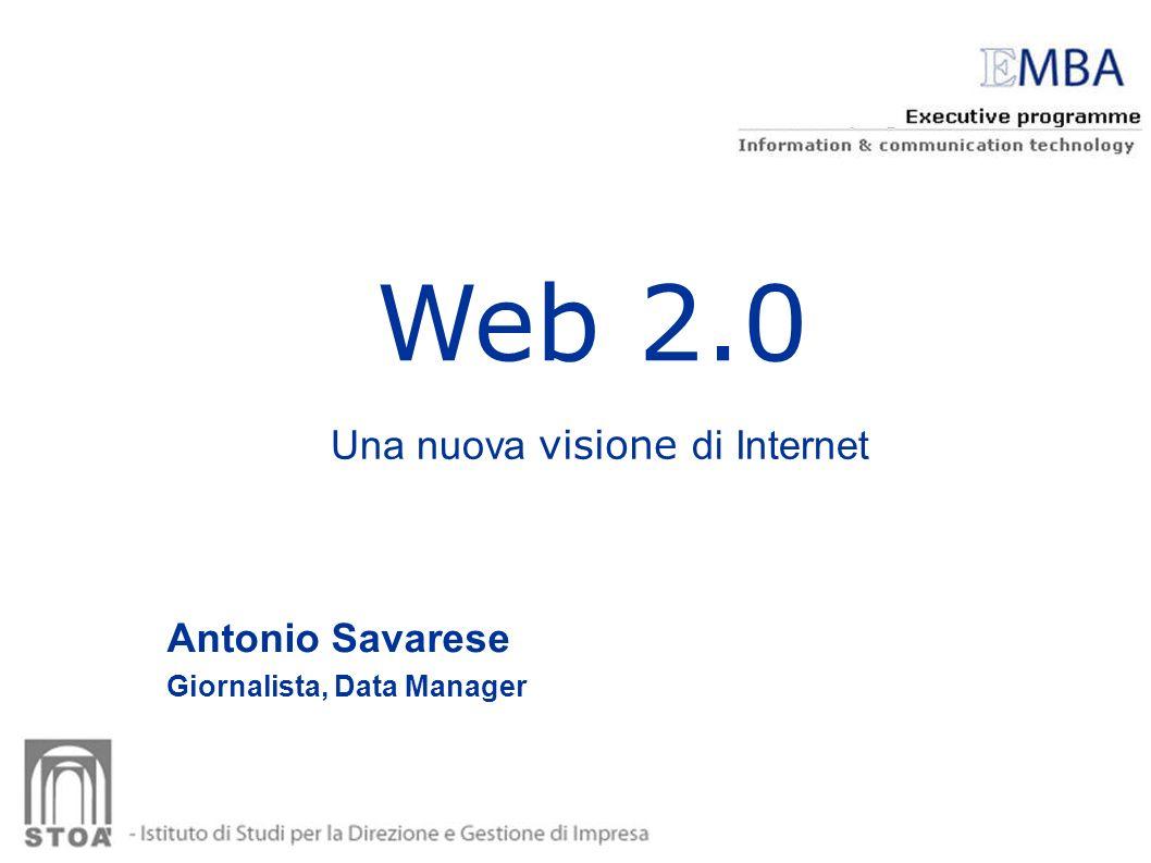 Una nuova visione di Internet