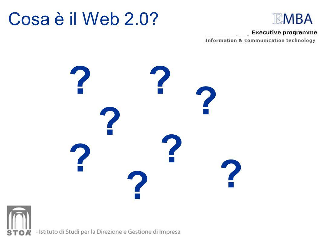 Cosa è il Web 2.0