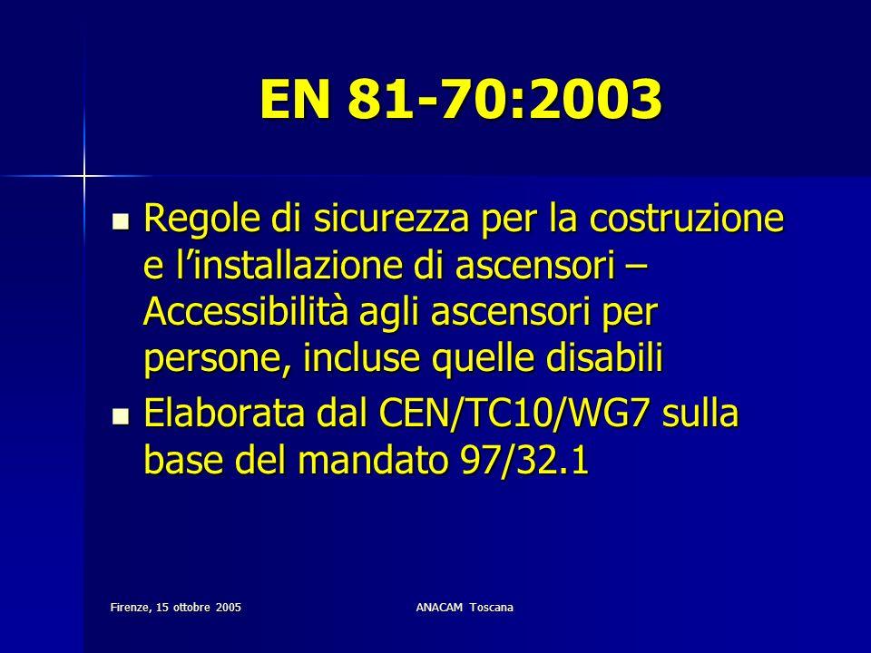 EN 81-70:2003