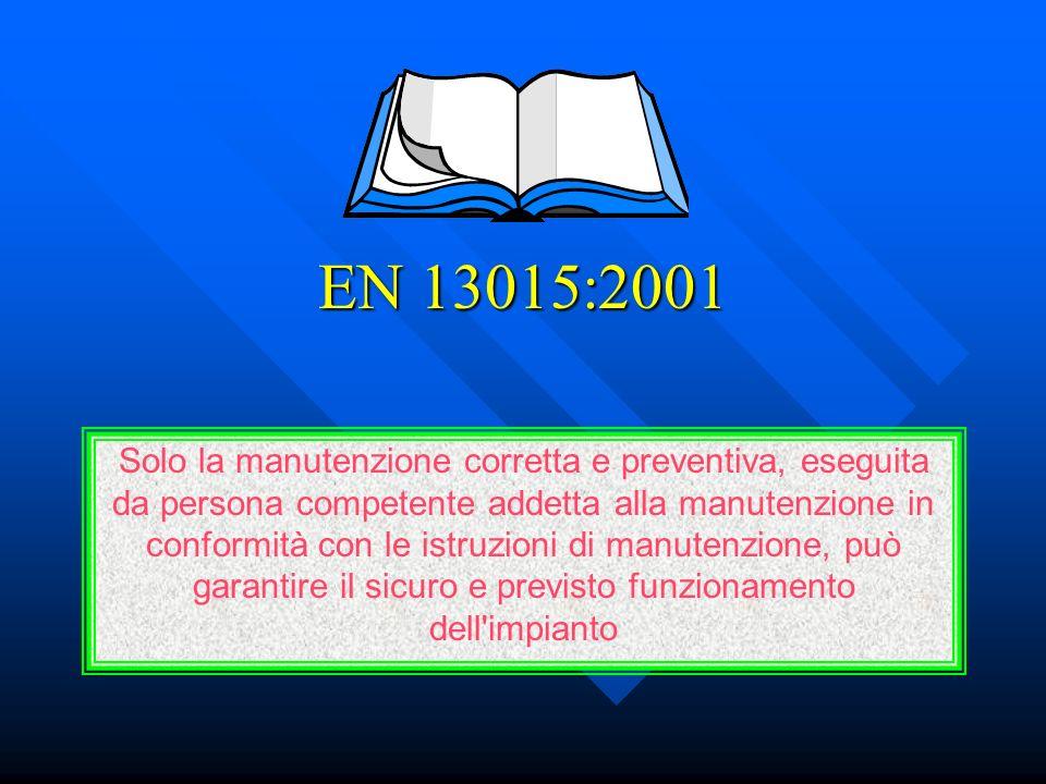 EN 13015:2001