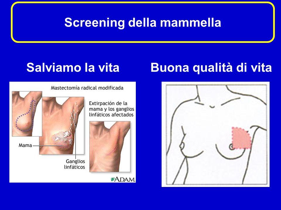 Screening della mammella