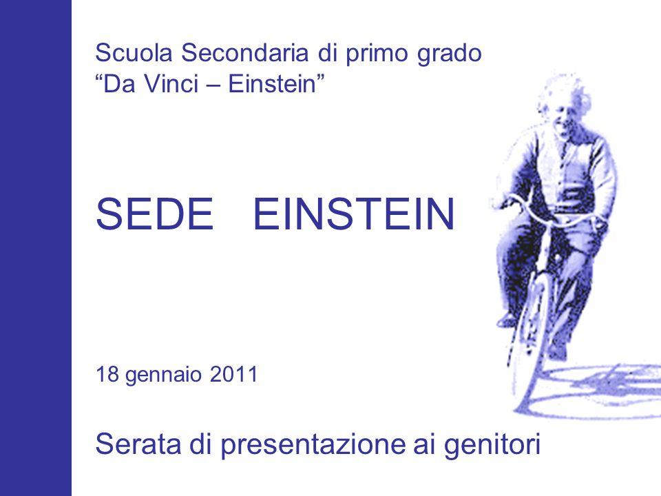 Scuola Secondaria di primo grado Da Vinci – Einstein SEDE EINSTEIN