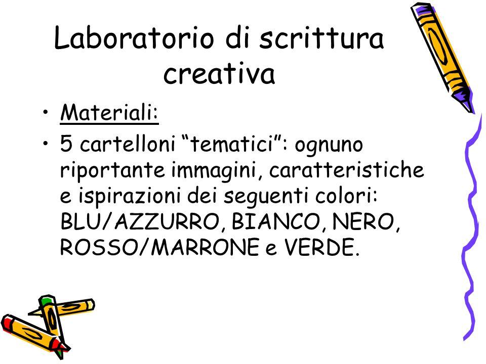 spesso Laboratorio di scrittura creativa - ppt scaricare DR81