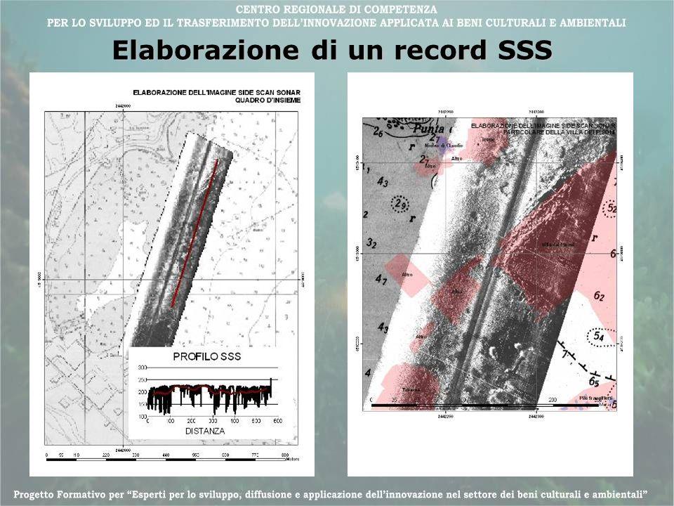 Elaborazione di un record SSS