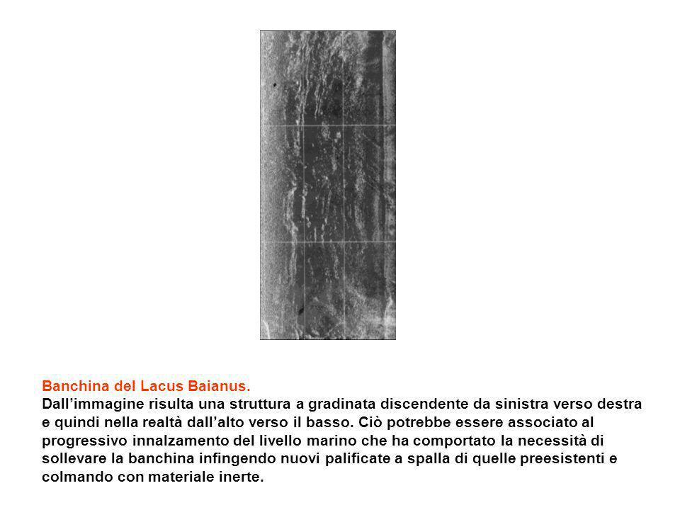 Banchina del Lacus Baianus.