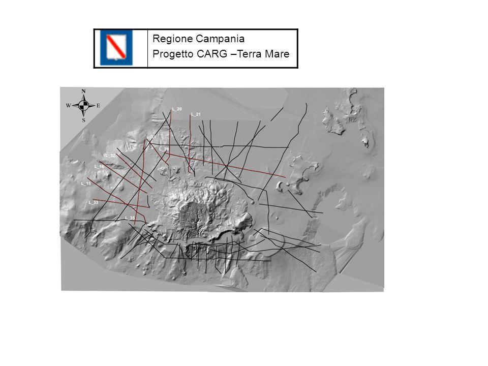 Regione Campania Progetto CARG –Terra Mare