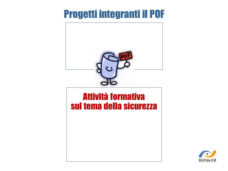 Progetti integranti il POF
