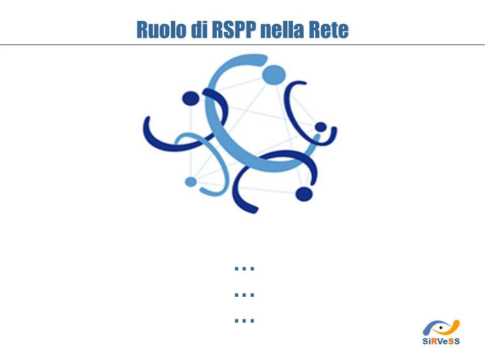 Ruolo di RSPP nella Rete