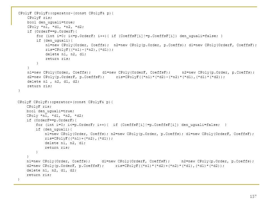 CPolyF CPolyF::operator-(const CPolyF& p){