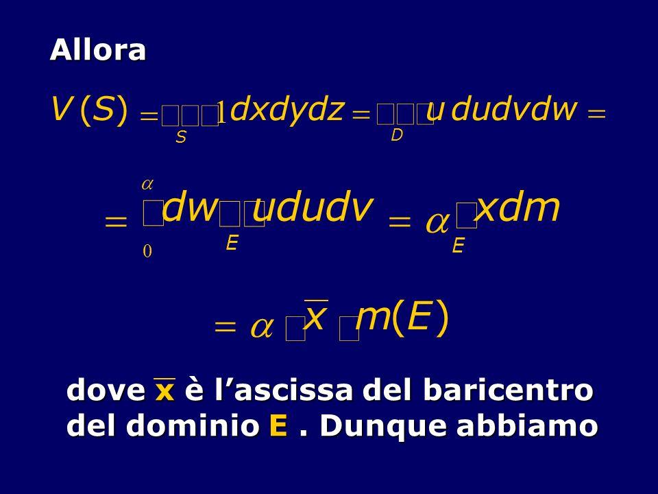 òò ò = d w u v a x m = a × x m ( E ) òòò V ( S ) = 1 d x y z u v w