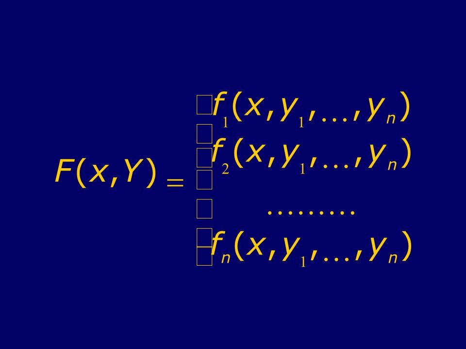 F ( x , Y ) = f 1 y K n 2 ì í ï î