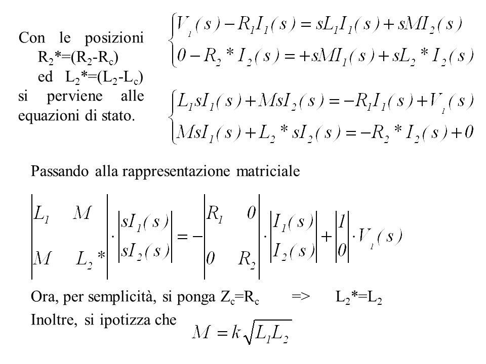 Con le posizioni. R2. =(R2-Rc). ed. L2