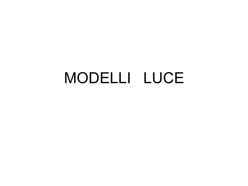 MODELLI LUCE