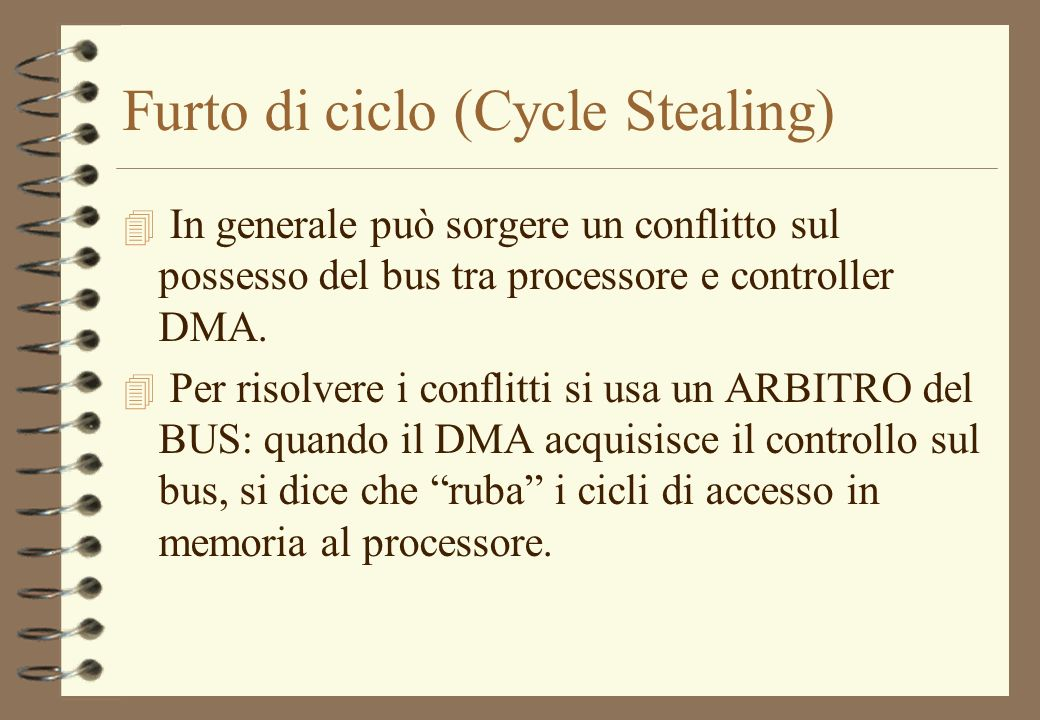 Furto di ciclo (Cycle Stealing)