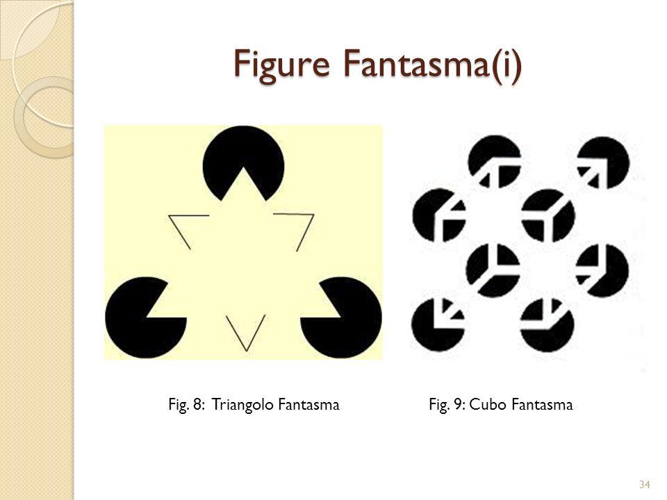 Figure Fantasma(i) Fig. 8: Triangolo Fantasma Fig. 9: Cubo Fantasma