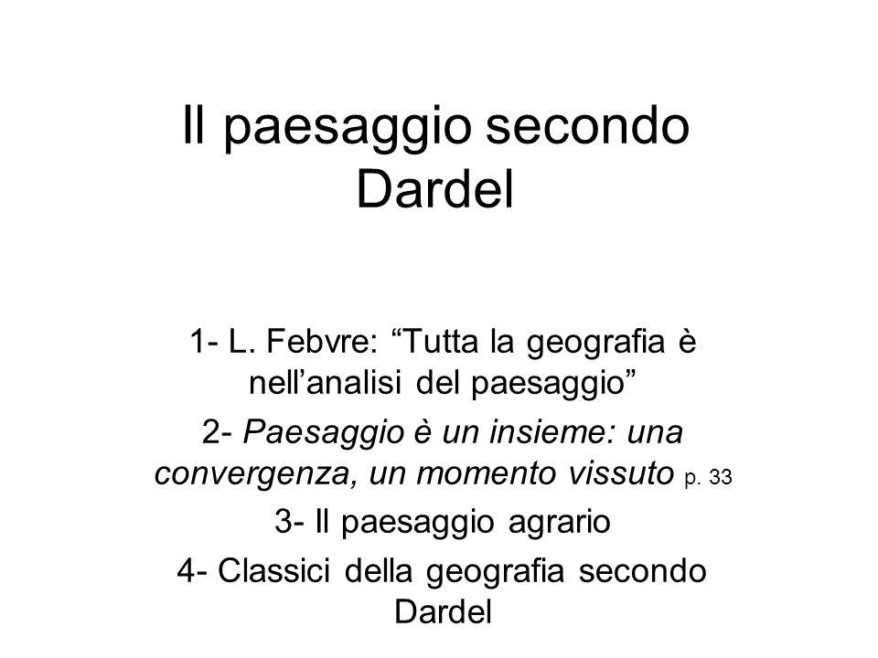Il paesaggio secondo Dardel