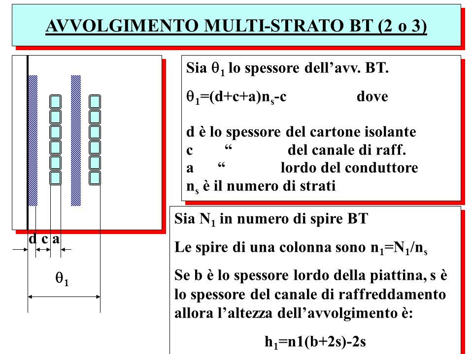 AVVOLGIMENTO MULTI-STRATO BT (2 o 3)