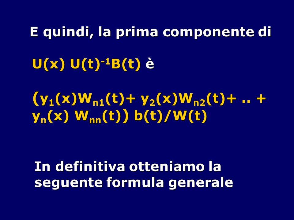 (y1(x)Wn1(t)+ y2(x)Wn2(t)+ .. +