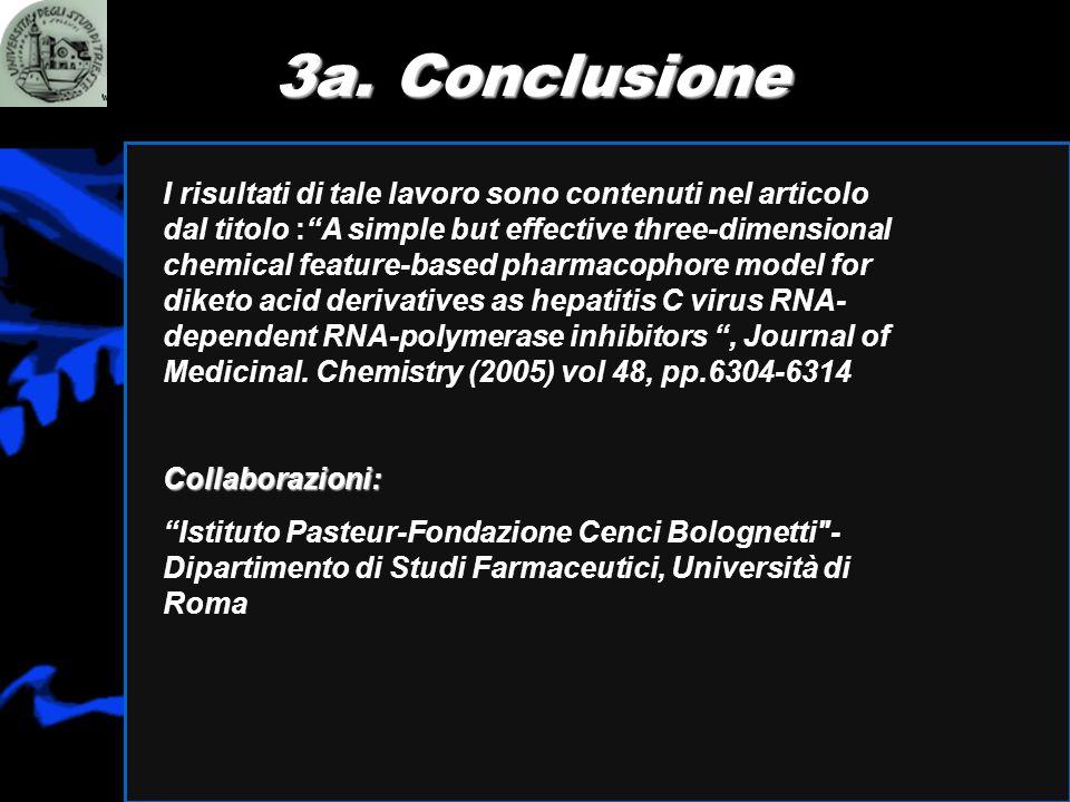3a. Conclusione
