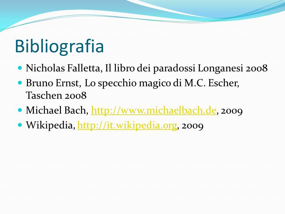Bibliografia Nicholas Falletta, Il libro dei paradossi Longanesi 2008