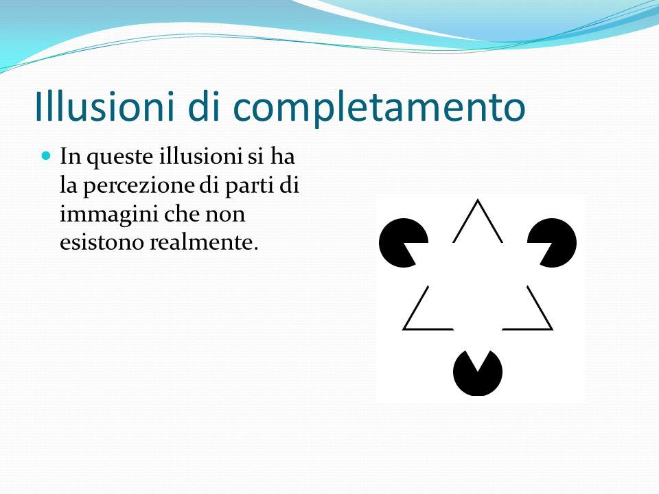 Illusioni di completamento