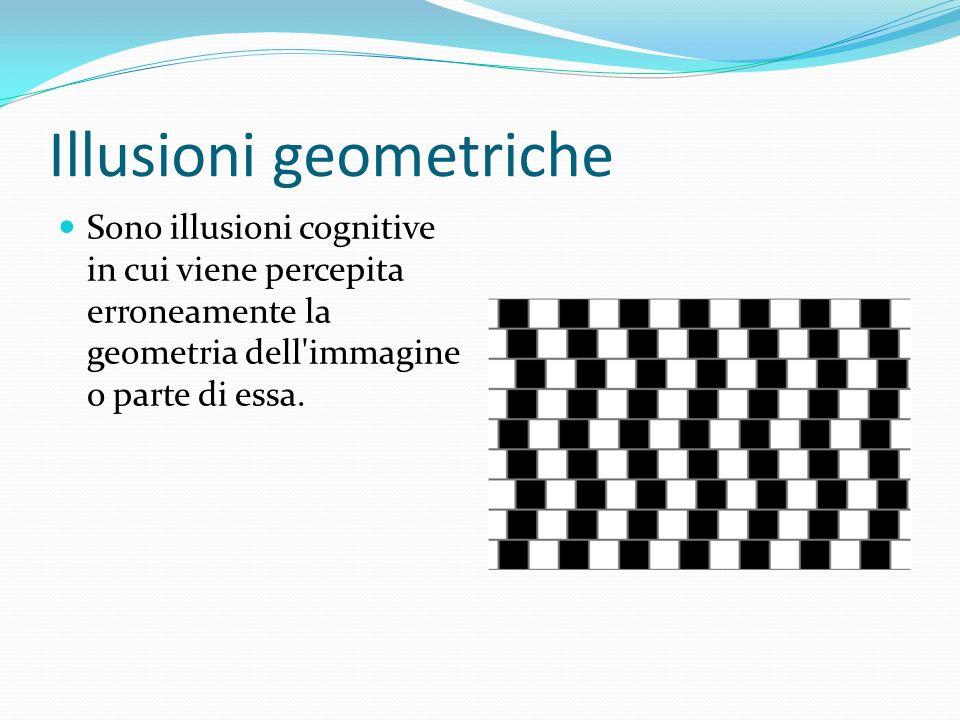 Illusioni geometriche