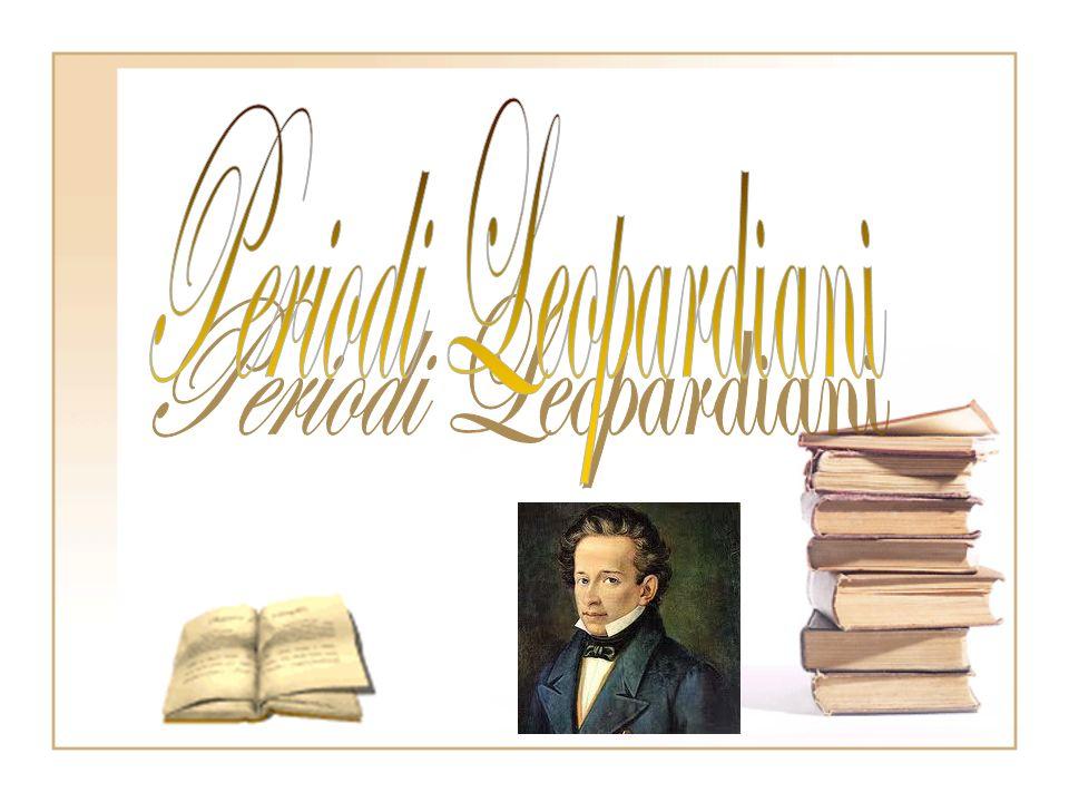 Periodi Leopardiani