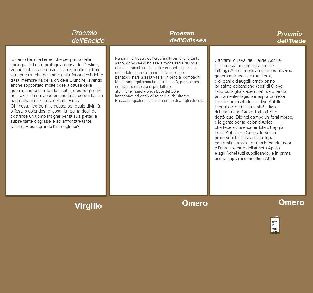 Eneide l 39 eneide aeneis poema epico della cultura latina - Narrami o diva ...