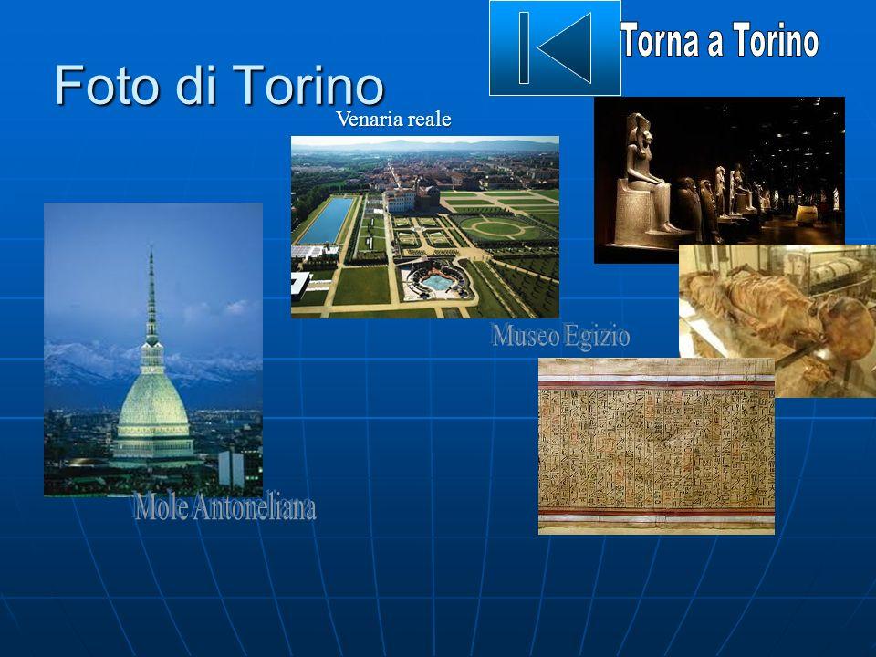 Foto di Torino Torna a Torino Museo Egizio Mole Antoneliana
