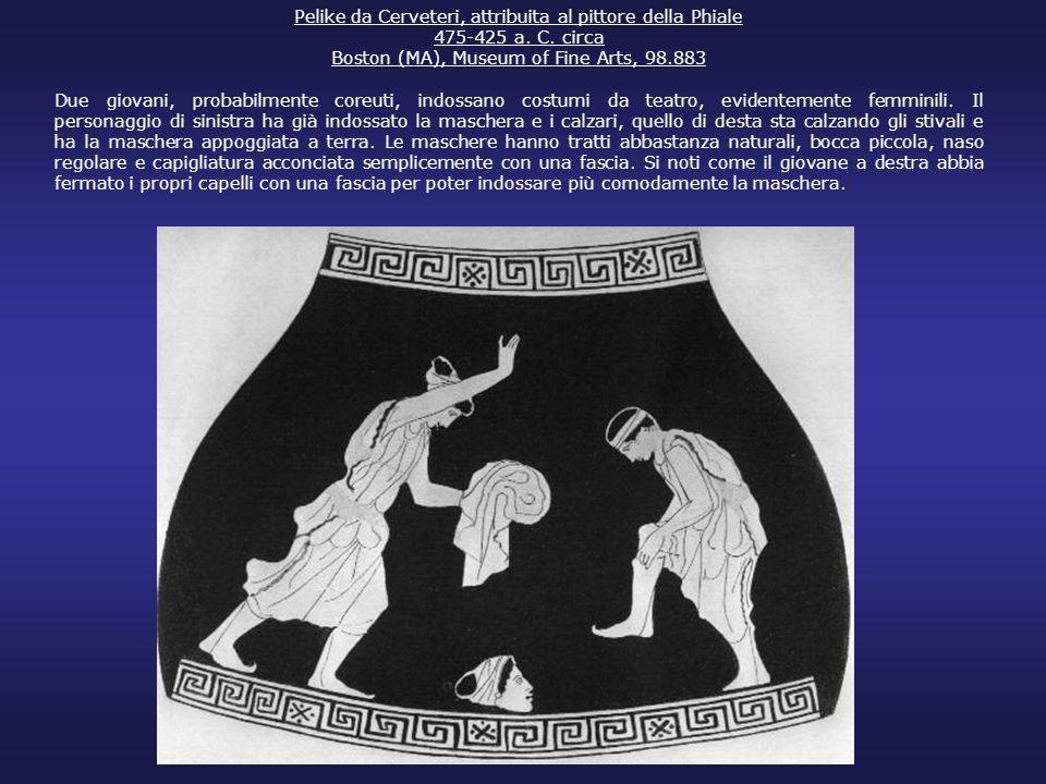 Pelike da Cerveteri, attribuita al pittore della Phiale