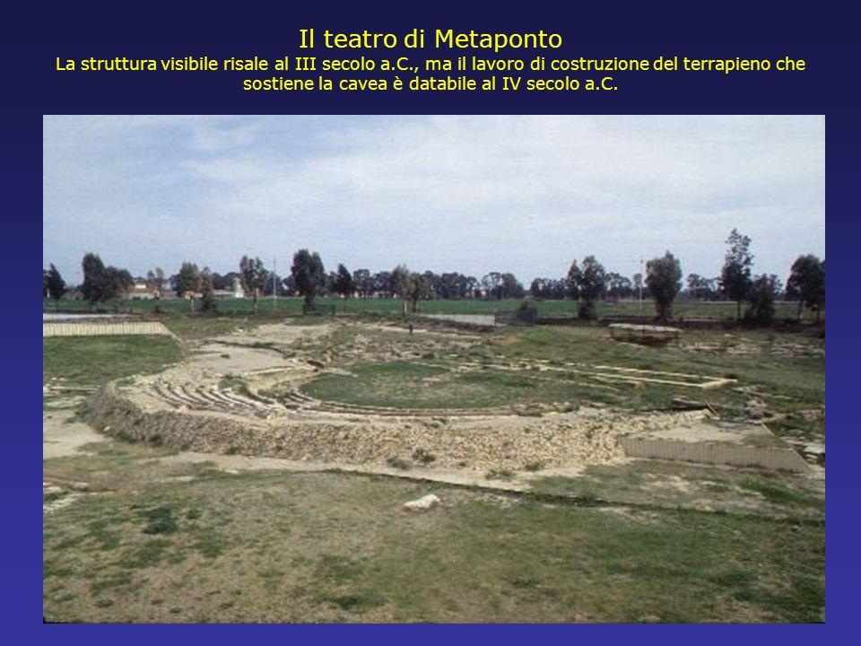 Il teatro di Metaponto