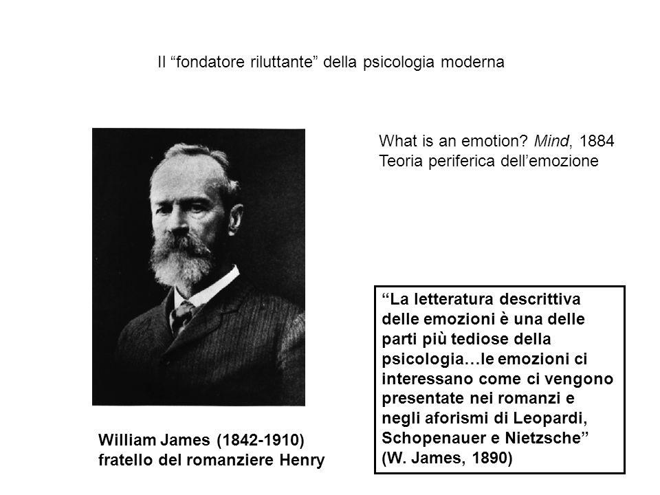 Il fondatore riluttante della psicologia moderna