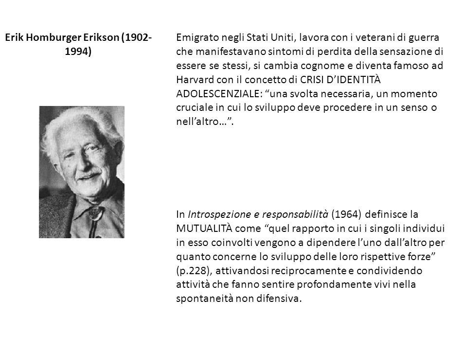 Erik Homburger Erikson (1902-1994)