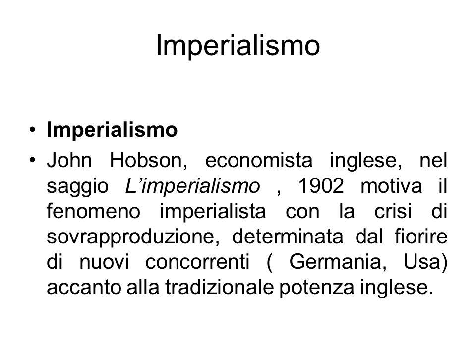 Imperialismo Imperialismo
