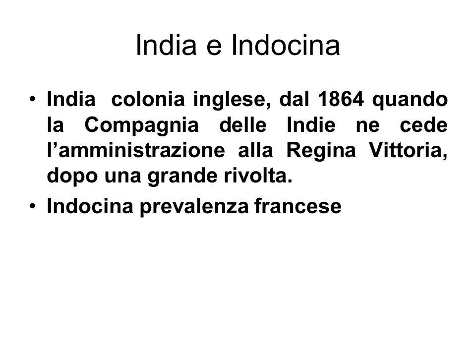 India e Indocina
