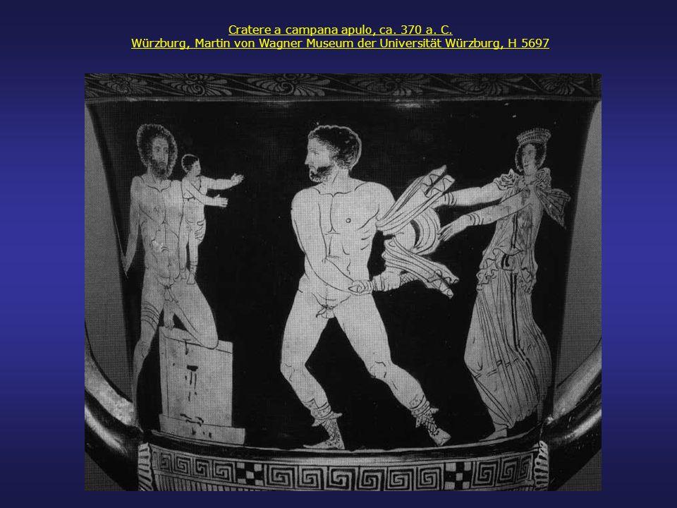Cratere a campana apulo, ca. 370 a. C.