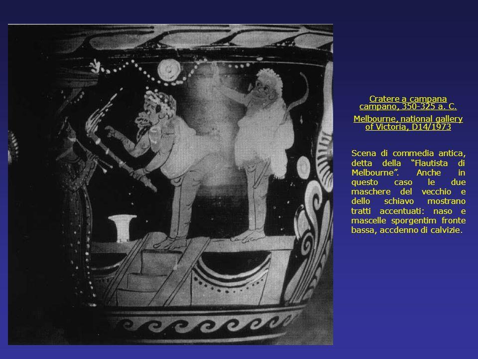 Cratere a campana campano, 350-325 a. C.