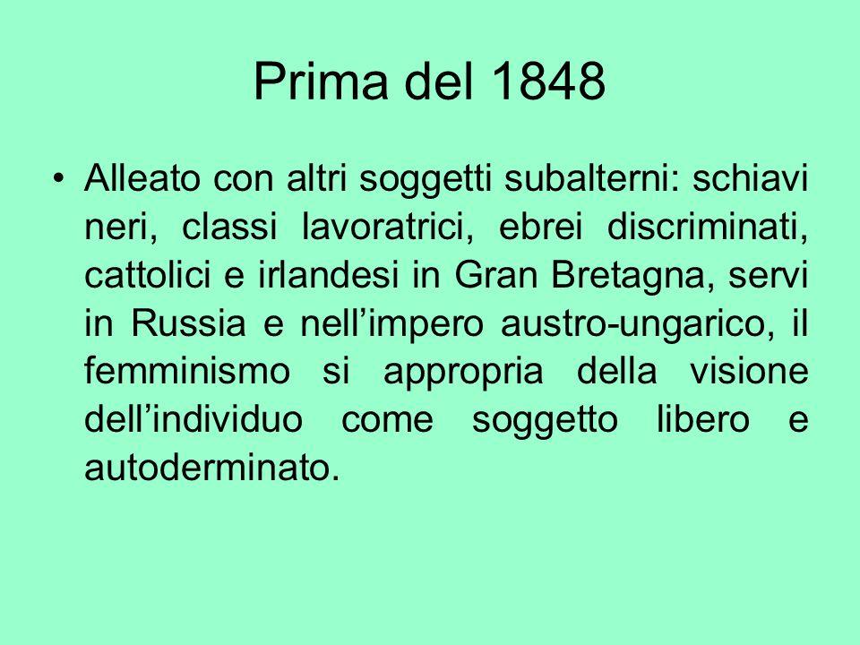 Prima del 1848