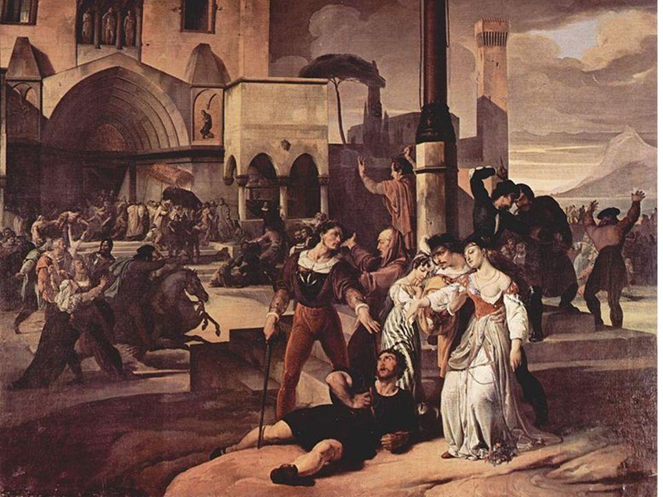 F. Hayez, I vespri Siciliani, 1822