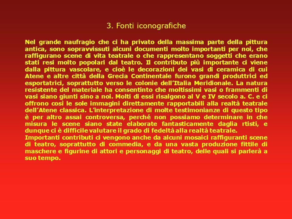 3. Fonti iconografiche