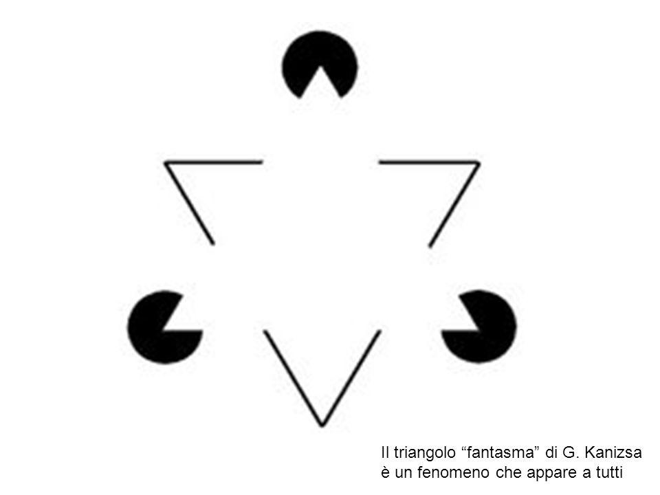 Il triangolo fantasma di G. Kanizsa
