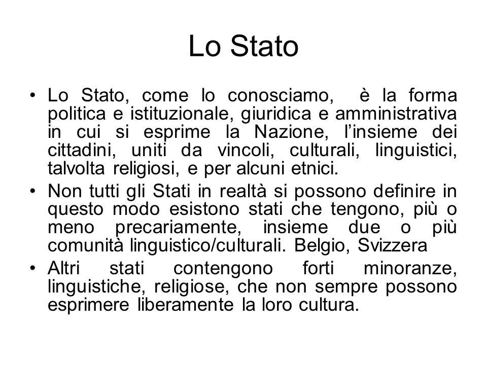 Lo Stato
