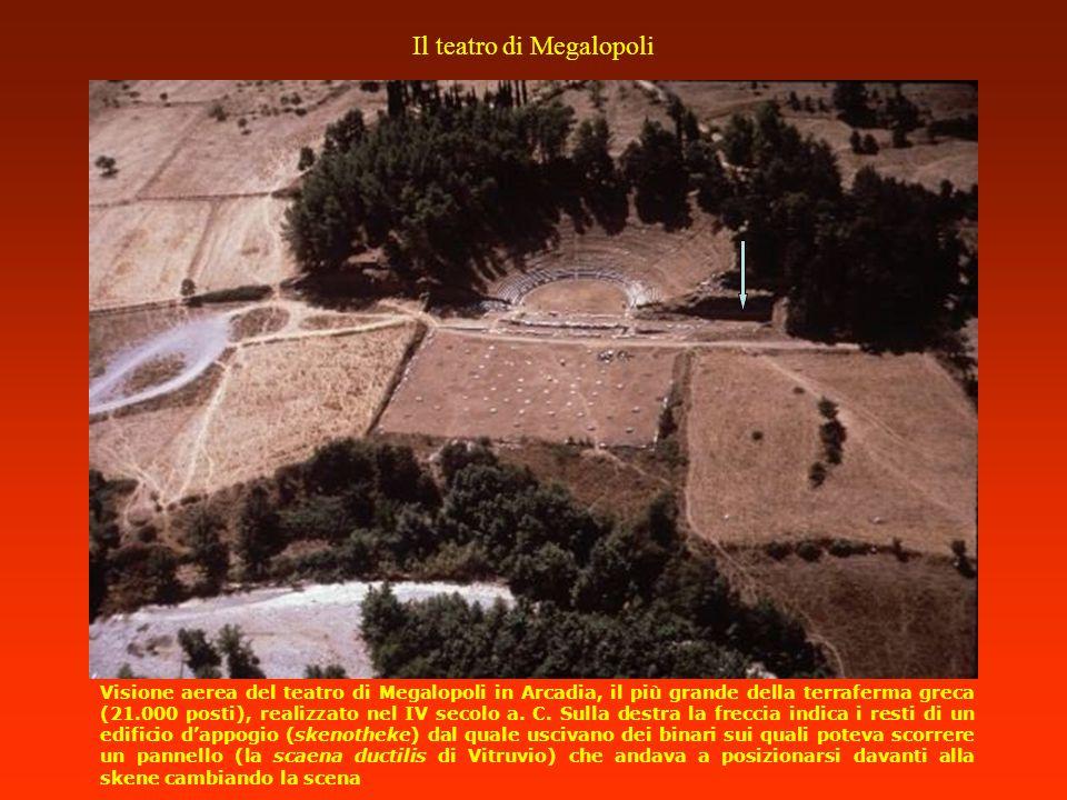 Il teatro di Megalopoli