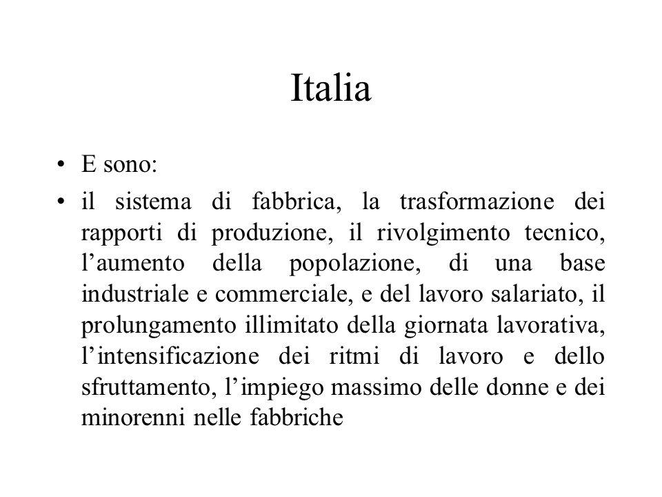 ItaliaE sono: