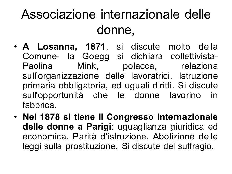 Associazione internazionale delle donne,
