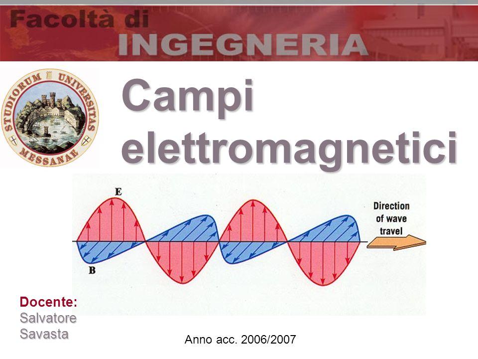 Campi elettromagnetici