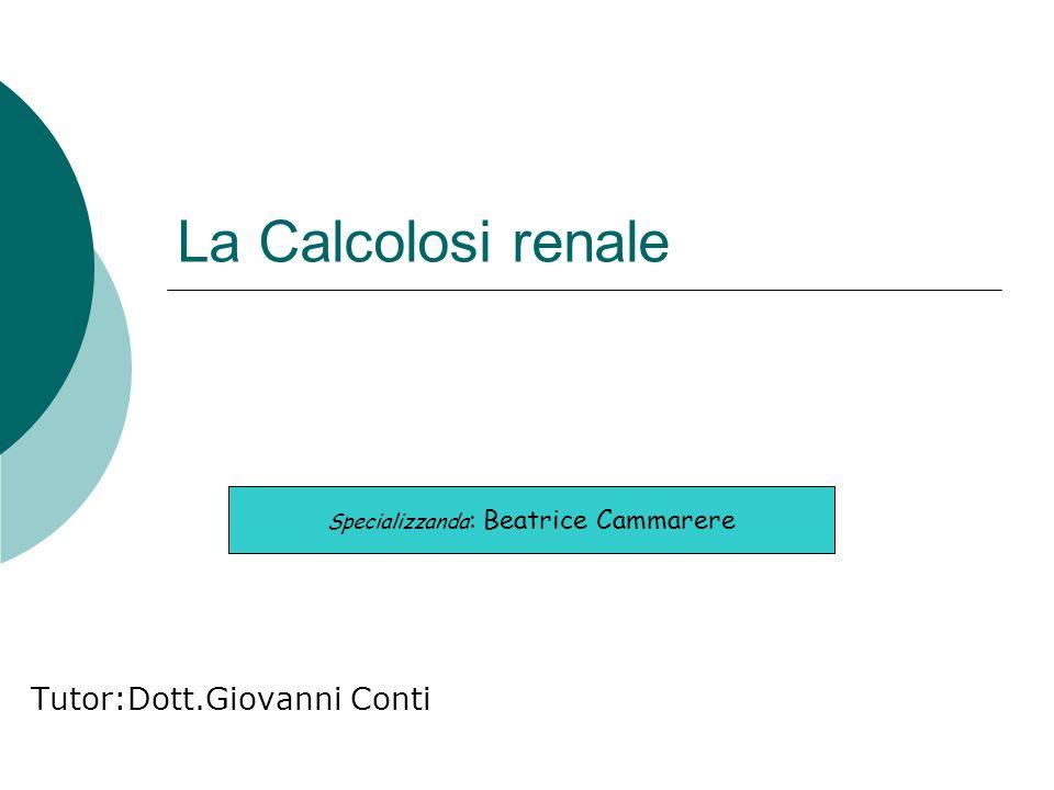 Tutor:Dott.Giovanni Conti