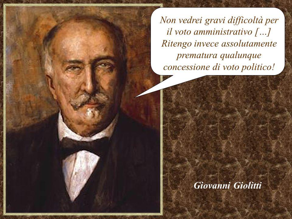 concessione di voto politico!