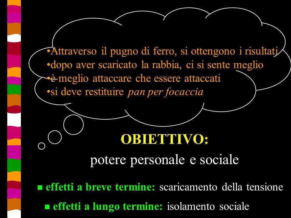 potere personale e sociale