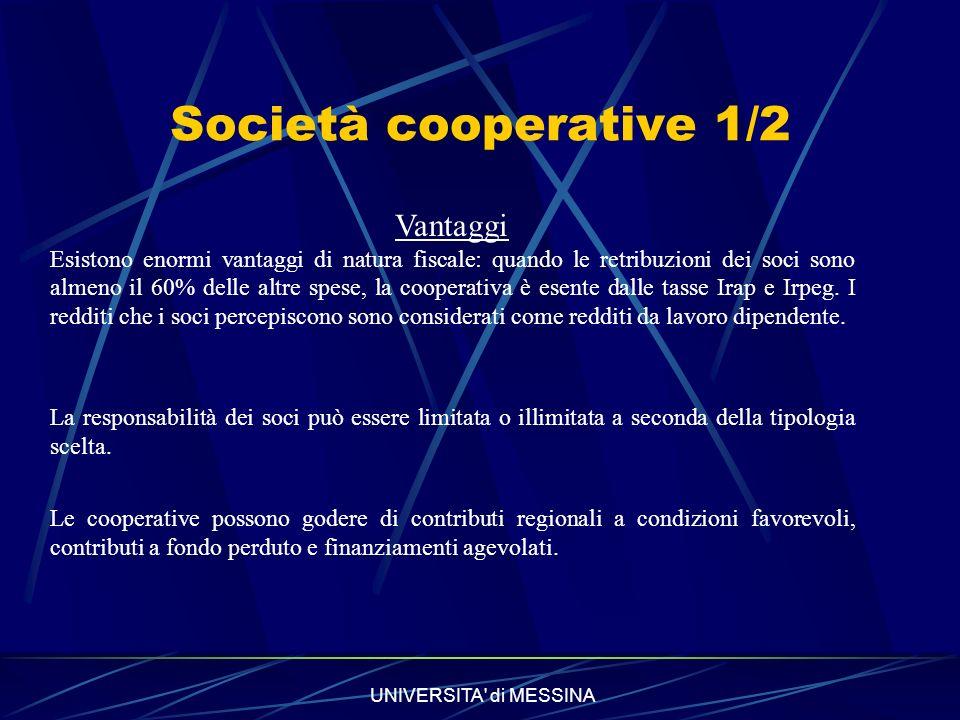 Società cooperative 1/2